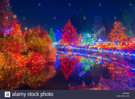 festival of lights vandusen botanical garden vancouver
