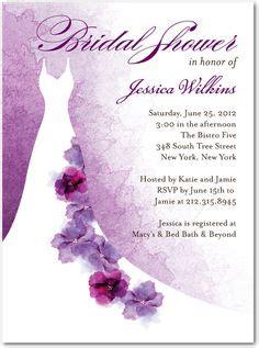 Wedding Paper Divas Bridal Shower by Exquisite Bridal Shower Invitation Showers Show With