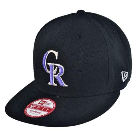 new era colorado rockies hats new era colorado rockies mlb 9fifty snapback baseball cap