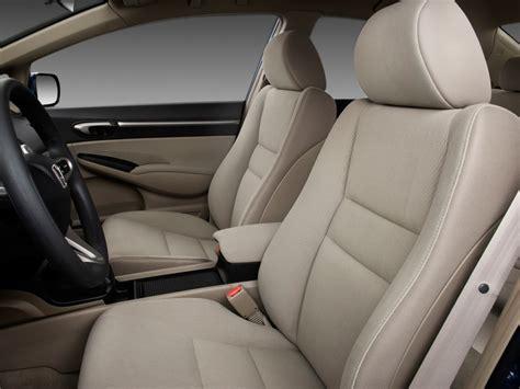 honda civic leather seats for sale image 2010 honda civic hybrid 4 door sedan l4 cvt front
