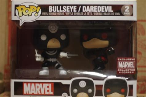 Marvel Collector Corps Showdowns Daredevil Series review of the new collectors corp showdown box