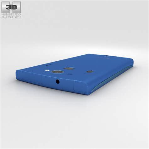 Fujitsu Arrow fujitsu arrows a 202f blue 3d model hum3d