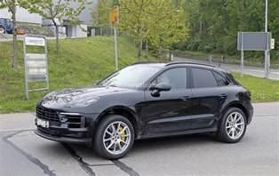 Porsche Macab 2019 Porsche Macan Facelift Getting Hotter But Porsche