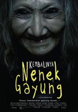 film nenek gayung terbaru sinopsis film kembalinya nenek gayung horor mei 2013
