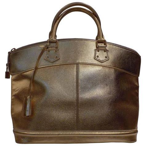Tas Louis Vuitton 10 louis vuitton suhali gouden tas catawiki