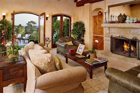 Tuscan Style Home Decor by 20 Amazing Living Rooms With Tuscan Decor Housely