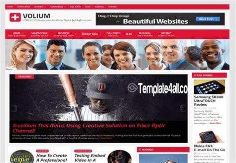 themes wordpress red responsive red news wordpress theme download