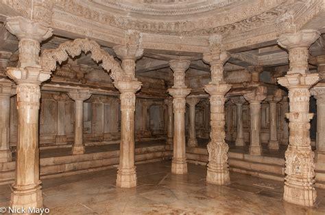 Interior Temple by Kumbharia Jain Temple Interior Ambaji Gujarat India