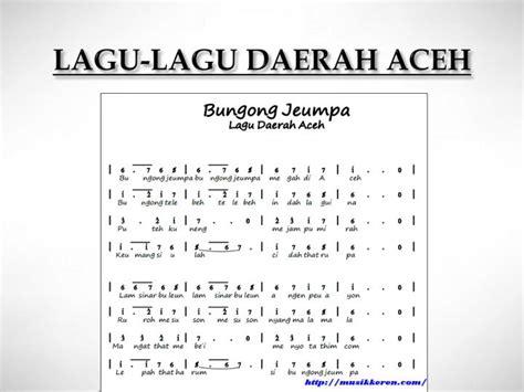 lagu lagu daerah indonesia dan penciptanya lagu lagu daerah dan penciptanya pencipta lagu lagu daerah