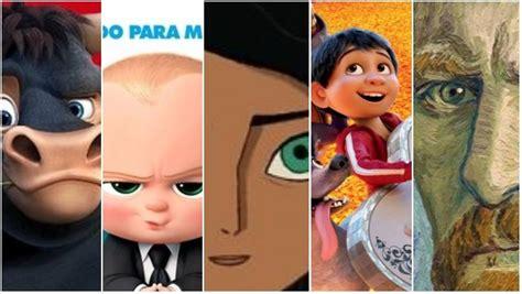 Premios Oscar 2018 Todos Los Nominados Ella Hoy Premios Oscar 2018 Nominados A La Mejor Pel 237 Cula De Animaci 243 N