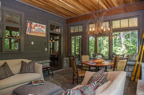 Dining Room Decorating Ideas Pictures Timeless Allure 30 Cozy And Creative Rustic Sunrooms
