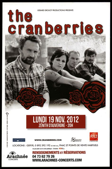 zenith dauvergne  cranberries world