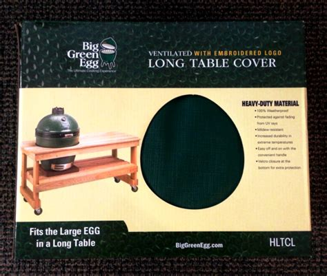 big green egg table covers country stove patio and spa