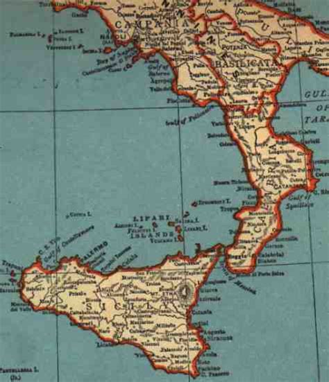 map of sicily italy citydwelling adventures in chicago and beyond