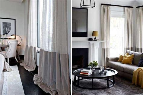 cortinas ultimas tendencias tendencias en decoraci 243 n de cortinas para estar a la 250 ltima