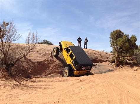 jeep mountain climbing rock climbing jeep style moab easter jeep safari