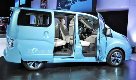 nissan e nv200 features discussions prices