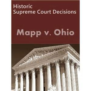 Map V Ohio by Image Mapp V Ohio 367 U S 643 1961 50 Most Cited