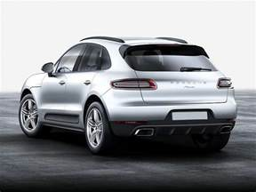 Porsche Suv Models New 2017 Porsche Macan Price Photos Reviews Safety