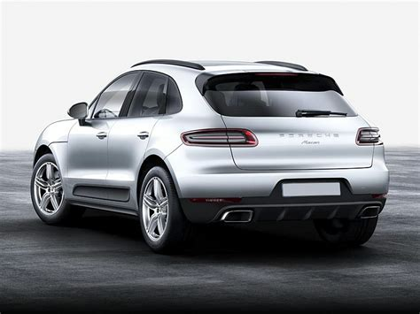 porsche cars new 2017 porsche macan price photos reviews safety
