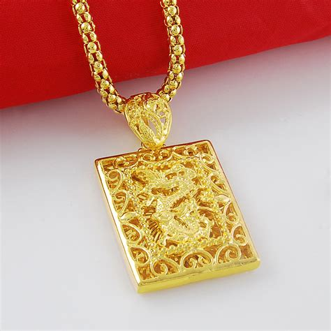 Kalung Luxury White Gold Plated 24 Free Rantai Box Pouch Cantik chain gold 24k
