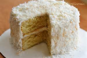 kuchen kokos coconut cake with cheese frosting