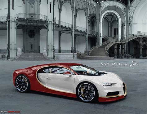 gold bugatti chiron bugatti chiron successor to the veyron page 4 team bhp