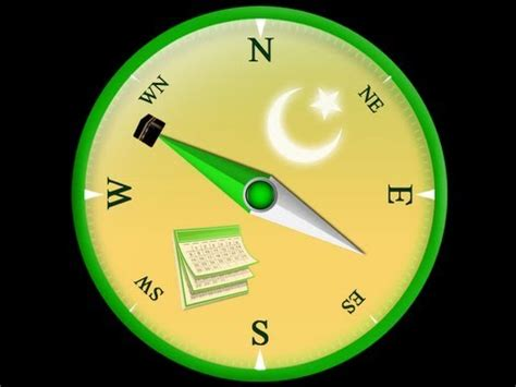 qibla compass hd (islamic compass) android mobile
