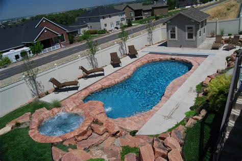 Backyard Experience Pools The Backyard Experience Pools Spas
