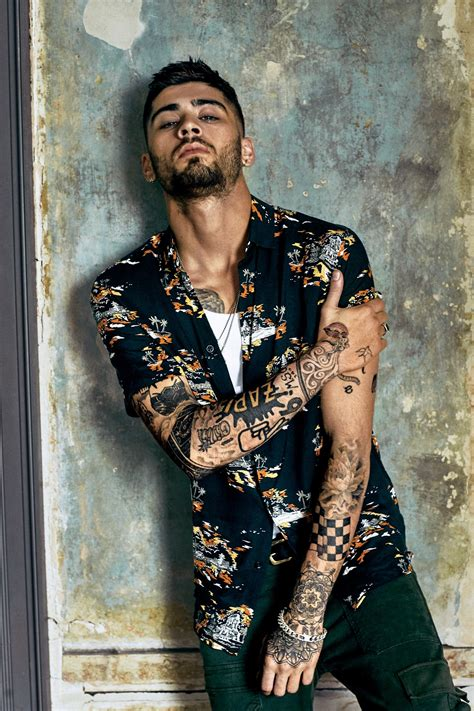 Zayn Malik Shows You How to Wear a Pair of Utility Pants Photos   GQ