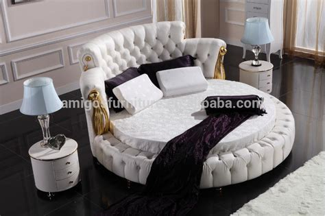 hot sale luxury king size round bed with pillow on saudi arabic round bed buy round platform bed bed round