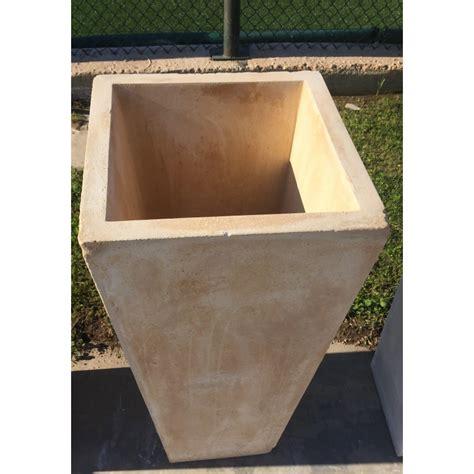 vaso cemento vaso in cemento grande
