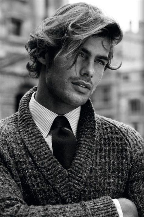 gq long hair 30 best ways to style the man fringe