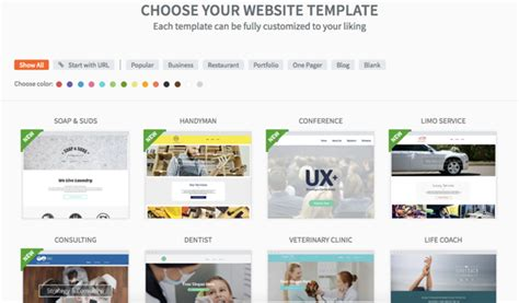 How To Choose The Right Template For Your Website 123 Reg Blog How To Choose Website Template