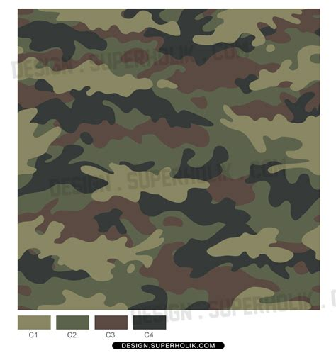 different types of military camouflage patterns daily camouflage pattern hellovector