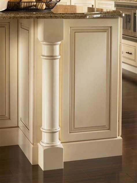 Kitchen Cabinet Spindles by Molding And Accent Details Spindle Kraftmaid