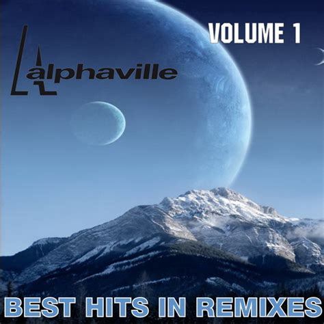 Alpha Forever Volume 1 ys bootlegs ys211a alphaville best hits in remixes