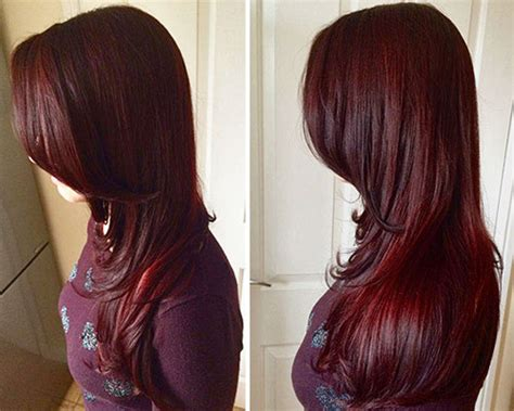 bordeaux hair color color bordeaux coolstore
