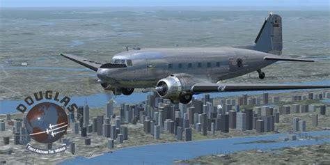 Douglas Sleeper Transport by Welcome To Flight 187 Fsx Douglas C 47 Dc 3