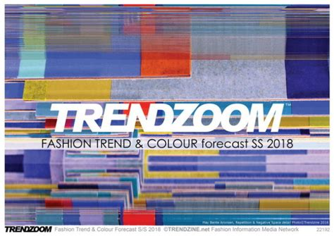 trends springsummer fashion colour forecast ss 2018 trends spring summer fashion colour forecast ss 2018