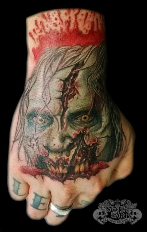 state of the art tattoo by state of on deviantart