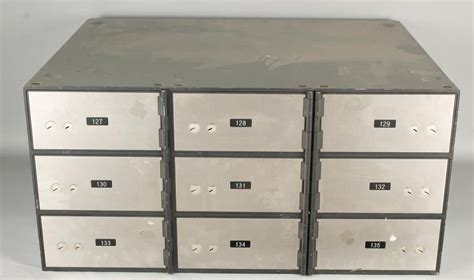 Safe Deposit Box Ichiban Safe Deposit Box