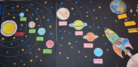 imagenes del universo infantiles recursos de educaci 211 n infantil lapbook sobre los planetas