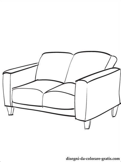 disegno divano disegno di divano da stare disegni da colorare gratis