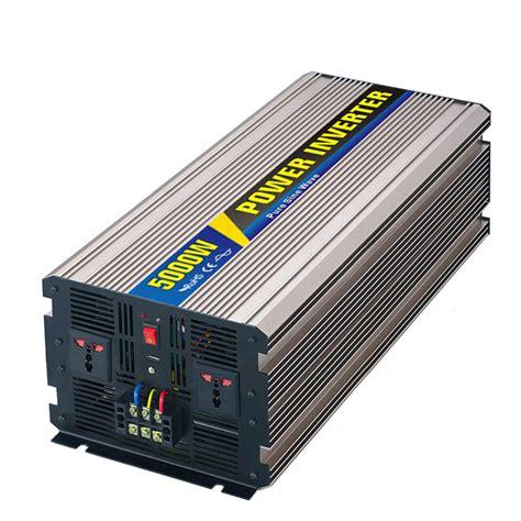 Solar Smart Power Inverter 2000watt 12v With Led Indikator Suoer buy 5000w dc 48v inverter ac 110v 220v sine wave solar wind power at aliexpress