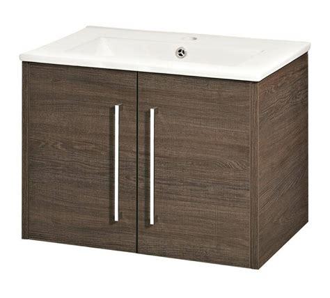 hudson reed bathroom vanity units hudson reed horizon mid sawn oak 2 door vanity unit fhz021
