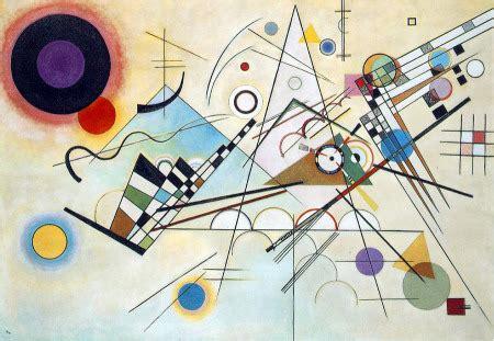figuras geometricas kandinsky wassily kandinsky obras de arte colorido