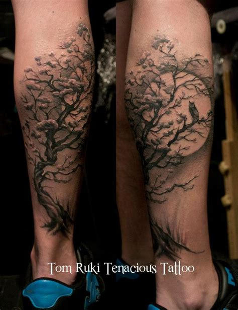 leg tattoos for men gallery tom ruki tenacious photo tattoos
