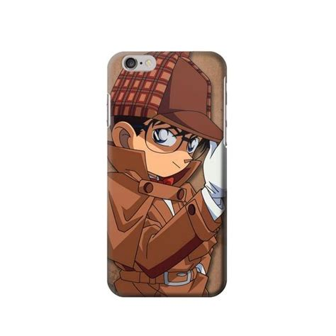 Iphone 5 5s Se Detective Conan Stupid Hardcase detective conan closed iphone 6 iphone 6s new ip6 limited quantity remaining