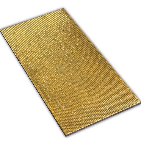 dekor wand wand dekor fliese gold 30x60cm ht99265